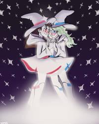 THEIR LOVE IS MAGIC by metswee
