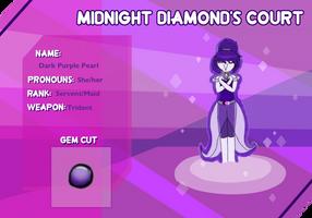Md S Court - Dark Purple Pearl by LollyLink