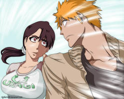 Ichigo and Ikumi Unagiya by Rigoberto60