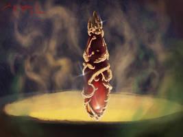 Worm Blood by MichaelSyrigos