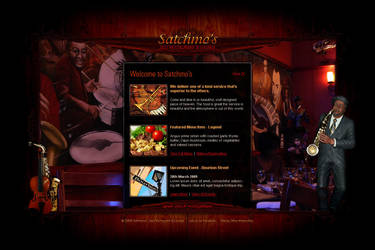 Satchmo's Jazz Restaurant by lunibin