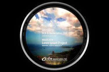 JCD and Associates Site by lunibin