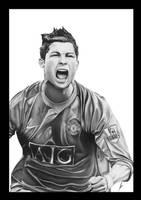 Cristiano Ronaldo by Jansen34