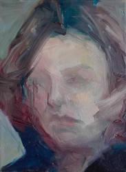 Self portrait by Blacleria