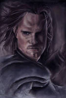Aragorn by Blacleria