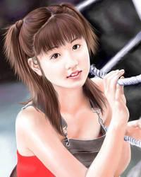 Series 1: Yuko by coffingirl