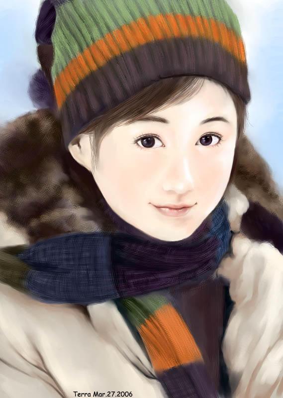 Jang Nara 2 by coffingirl