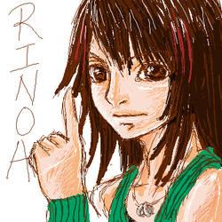 FFVIII Rinoa by coffingirl