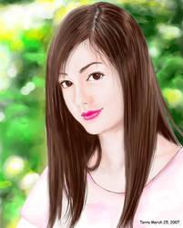 Girl 001 by coffingirl