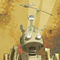 Robot Ride by PhillyBoyWonder