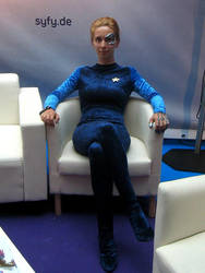 Seven of Nine at FedCon XXI by ewigestudentin