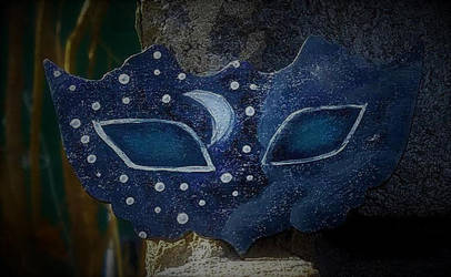 Night Owl Mask by sioranth