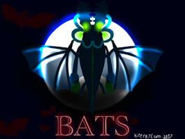 Bats by kittygirlxjanax