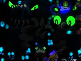 Creepy Glow by kittygirlxjanax