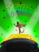 St.Patrick's Day 2018 by kittygirlxjanax