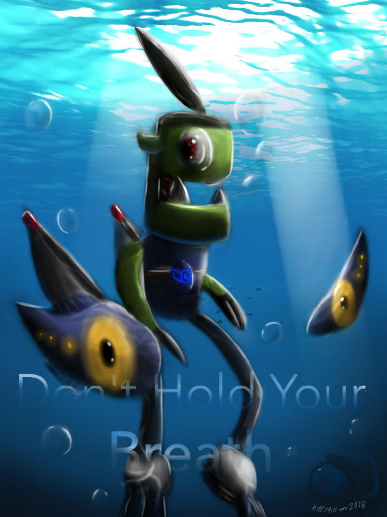 Don't Hold Your Breath by kittygirlxjanax