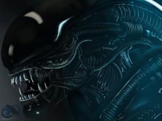 Alien by kittygirlxjanax