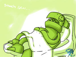 Have You Ever Seen An Orbiton Giving birth? by kittygirlxjanax