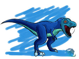 (AT) Blue Rex by kittygirlxjanax
