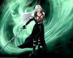 Sephiroth by El-Chupacabras