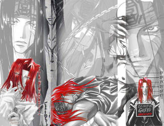 Gojyo Wallpaper by nntbarton