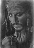 Jack Sparrow by argentinian-queen