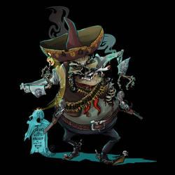 Dia de los Muertos by Mitt-Roshin