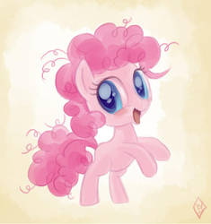 Pinkie Pie is Cutest Filly by WhiteDiamondsLtd