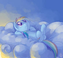 Head in the Clouds by WhiteDiamondsLtd