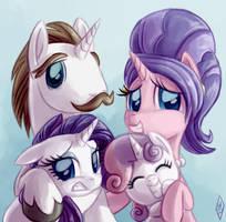 Fabulous Family Portrait by WhiteDiamondsLtd