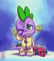 Baby Dragon by WhiteDiamondsLtd