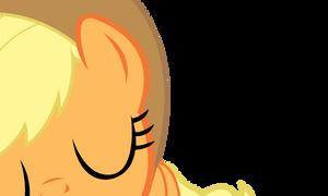 Applejack : Smooch by ShadyHorseman