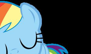 Rainbow Dash : Smooch by ShadyHorseman
