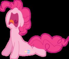 Wailing Pinkie Pie by ShadyHorseman