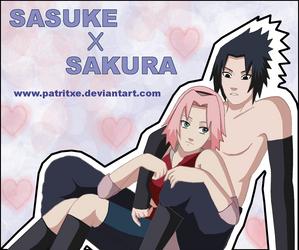 Sasusaku 4EVER by Patritxe
