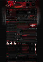 4Esport KeGaming V2 Premium Template - for SALE by mcd4you