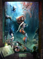 Ariel by CarolineVos