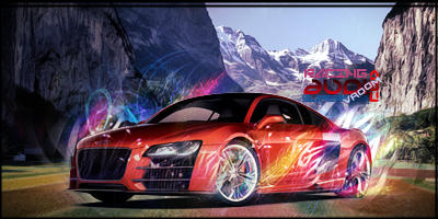 Audi tag by ced0211
