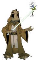 Ithorian Jedi by Jorrigun