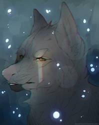 Silence by MoonlightLyanti