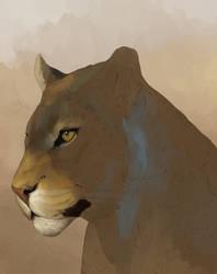 Jaguar WIP by MoonlightLyanti