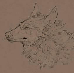 Sketch by MoonlightLyanti