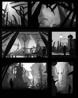 Some grey work by Remidubois