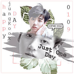 Happy JungKook Day:: 31/08/2018 by Sophie-3812