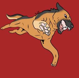 Doggo by Dungonmast3r