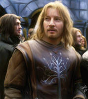 Faramir by Pajaga