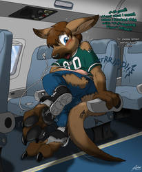 A Long Flight Down Under by Pheagle-Adler