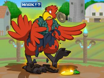 Farm Waaaark!?! by Pheagle-Adler