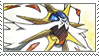 Pokemon Sun Legendary Stamp by Monster-House-Fan92