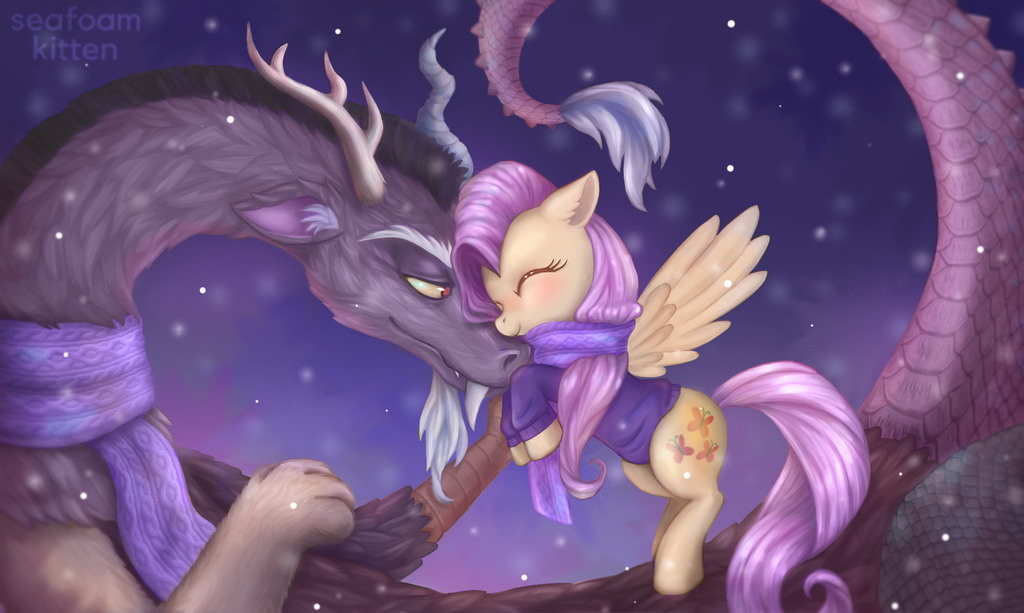 _mlp__winter_cuddles_by_seafoamkitten_dc